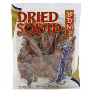 BDMP Dried Tiny Squid
