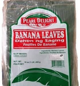 Pearl Delight Banana Leaves (D...