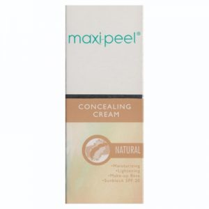 Maxi Peel Concealing Cream – Natural