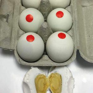 Itlog na Maalat / Salted Egg (Uncooked) 6Pcs