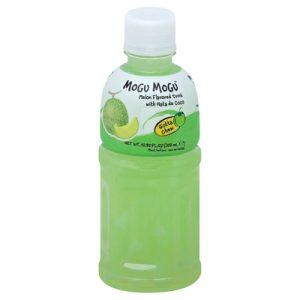 Mogu Mogu Nata De Coco Drink – Melon