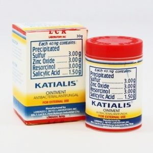 Katialis Ointment 30g
