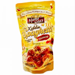 Mama Sita's Kiddie Spaghetti Sauce 250g