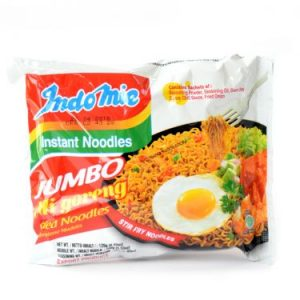 Indomie Jumbo Mi Goreng Fried Noodles