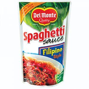 PH Del Monte Spaghetti Sauce Filipino Style 1Kg