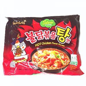 Samyang Hot Chicken Flavor Ramen (Stew Type)