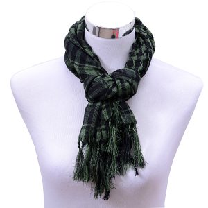 Bamboo's Look Alike Scarf – Green &#03