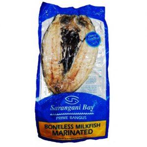 Sarangani Bay WHOLE DEBONED MARINATED Milkfish (34