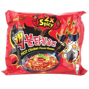 Samyang Hot Chicken Flavor Ramen (2x Spicy)