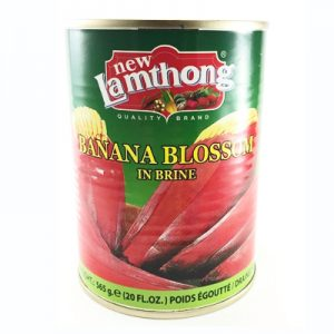 Lamthong Banana Blossom in Brine