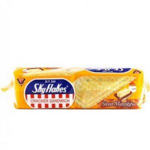 Skyflakes Crackers Sandwich – Sweet Mantikil