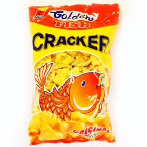 Golden Fish Crackers Original 100g