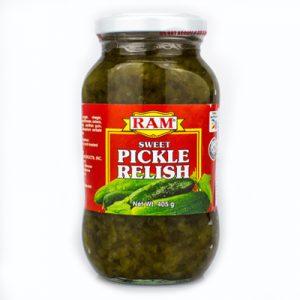 RAM Sweet Pickle Relish 405g
