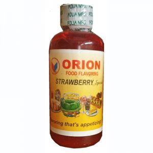 Orion Food Flavoring – Strawberry