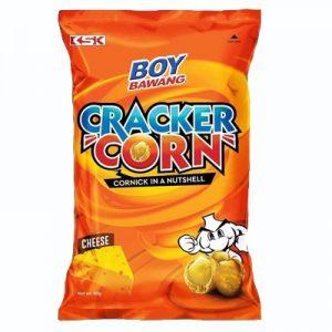 Boy Bawang Cracker Corn Cheese