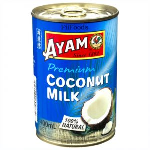 Ayam Premium Coconut Milk 400ml