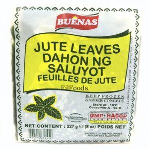 Buenas Dahon ng Saluyot (Jute Leaves)