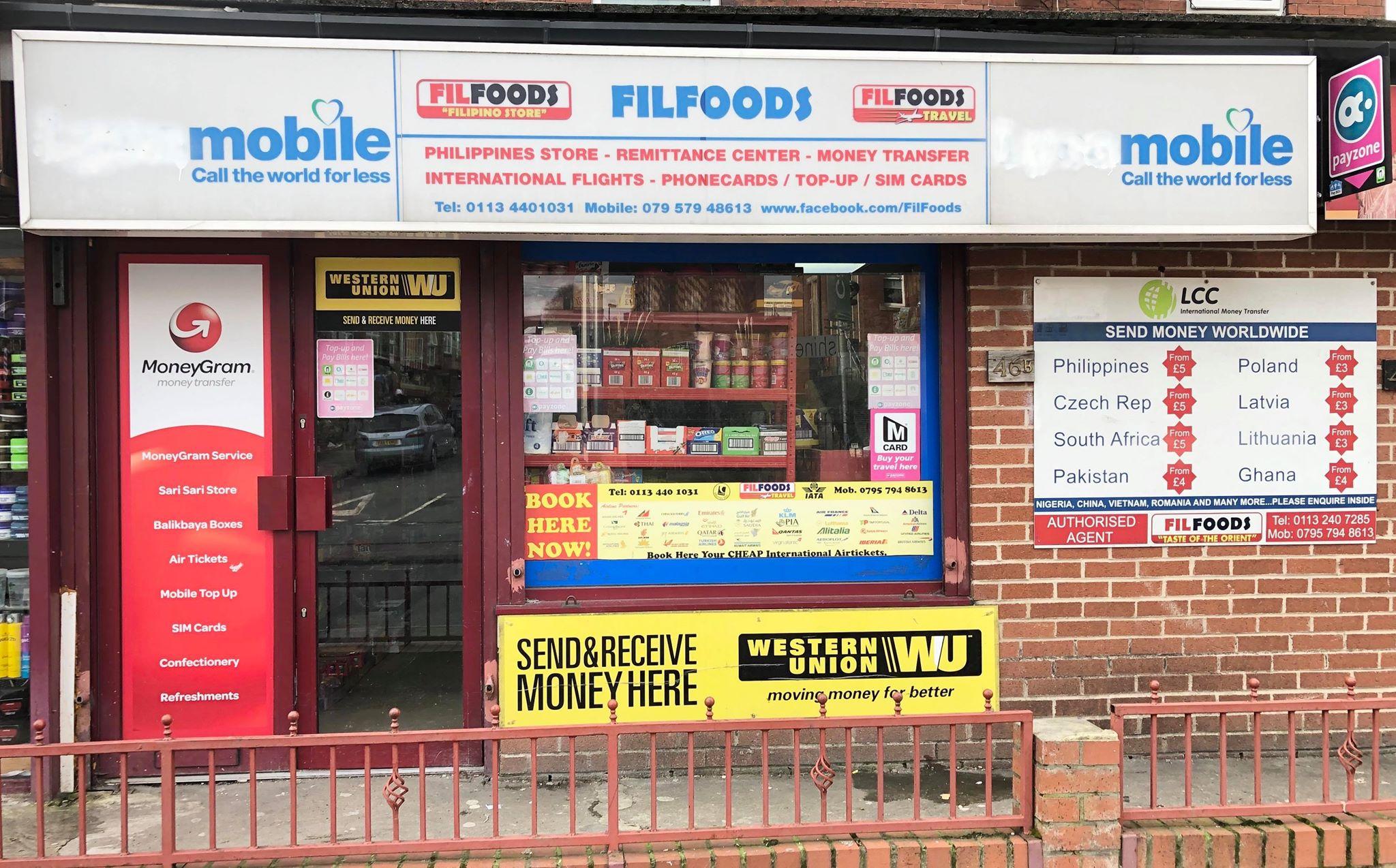 FilFoods Shop
