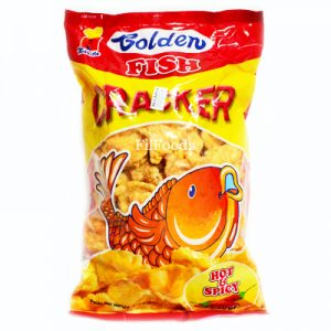 Golden Fish Crackers Hot & Spicy 200g