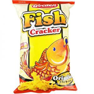Golden Fish Crackers Original 200g
