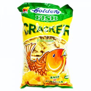 Golden Fish Crackers Salt & Vinegar 200g