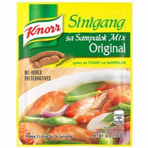 Knorr Sinigang Sa Sampalok Mix...