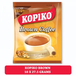 Kopiko Brown Coffee 10 x 27.5g