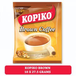 Kopiko Brown Coffee 10×27.5g
