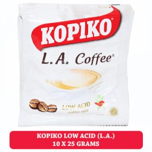 Kopiko L.A. Coffee (Low Acid) ...