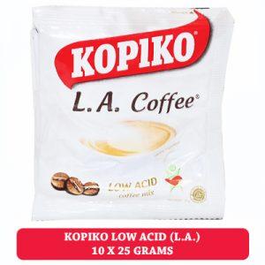Kopiko L.A. Coffee (Low Acid) ...