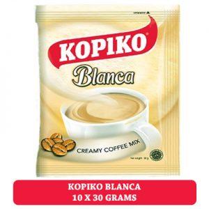 Kopiko Coffee Blanca 10 x 30g