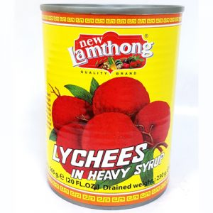 Lamthong Lychee in Syrup