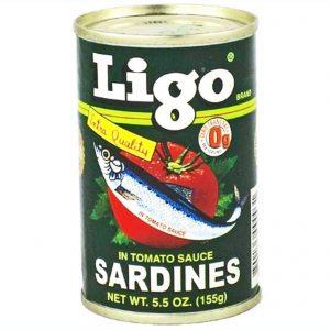 Ligo Sardines in Tomato Sauce ...