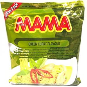 Mama Noodles Jumbo Green Curry...