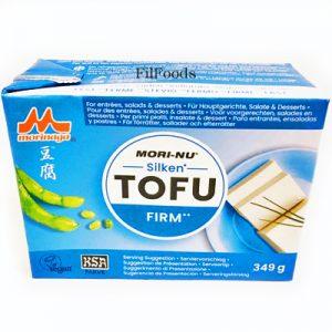 Morinaga Tofu Firm (Blue) 349g