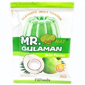 Mr Gulaman Buko Pandan (Green)