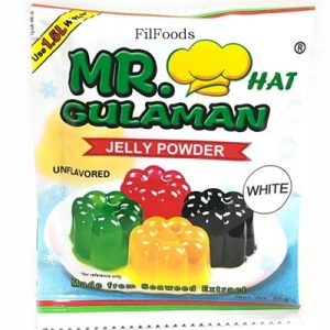 Mr Gulaman Unflavoured (White)