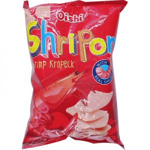 Oishi Shripon Shrimp Kropeck 65g