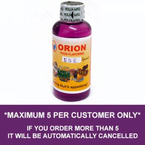 Orion Food Flavoring – Ube