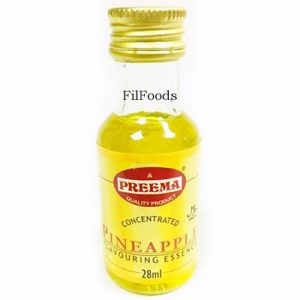 Preema Pineapple Flavouring Essence 28ml