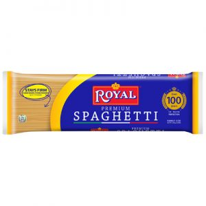 Royal Premium Spaghetti 400g