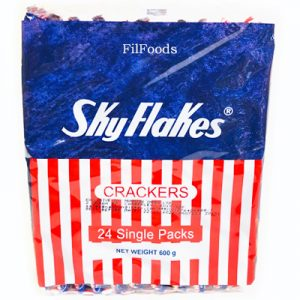Skyflakes Crackers – 24 Single Packs