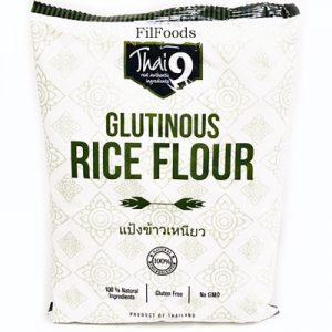 Thai 9 Glutinous Rice Flour 400g