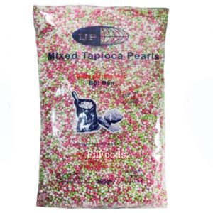 UP Coloured Tapioca Pearl (Small)