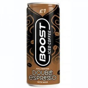 Boost Iced Coffee Double Espre...