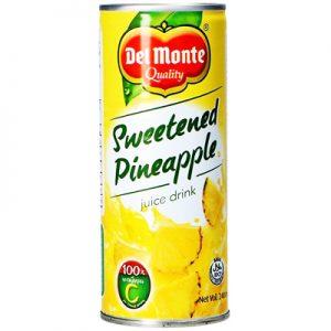 Del Monte Sweetened Pineapple ...