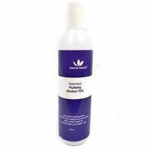 Eternal Beauty Isopropyl Rubbing Alcohol (70%) 250
