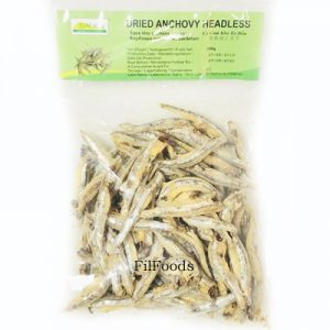 Kimson Dried Anchovy Headless 200g