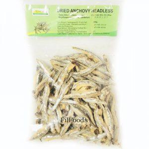 Kimson Dried Anchovy Headless 200g
