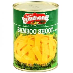 Lamthong Bamboo Shoot (Sliced)